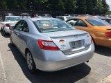 2007 Alabaster Silver Metallic Honda Civic LX Coupe #113819081