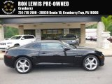 2014 Black Chevrolet Camaro LT Coupe #113818789