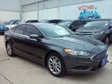 2017 Magnetic Ford Fusion SE #113818725