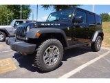 2016 Black Jeep Wrangler Unlimited Rubicon 4x4 #113818812
