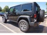 2016 Jeep Wrangler Unlimited Rubicon 4x4 Exterior