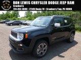 2016 Black Jeep Renegade Limited 4x4 #113818766
