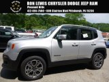2016 Glacier Metallic Jeep Renegade Limited 4x4 #113818983