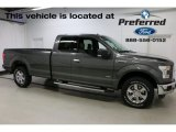 2016 Magnetic Ford F150 XLT SuperCab 4x4 #113847176