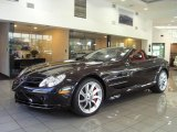 Mercedes-Benz SLR Data, Info and Specs