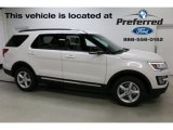 2016 Oxford White Ford Explorer XLT 4WD #113847164