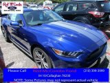 2016 Deep Impact Blue Metallic Ford Mustang GT Coupe #113859679