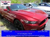 2016 Ruby Red Metallic Ford Mustang EcoBoost Coupe #113859678
