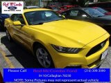 2016 Triple Yellow Tricoat Ford Mustang V6 Coupe #113859677