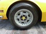 Ferrari Dino Wheels and Tires