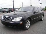 2004 Black Mercedes-Benz S 430 4Matic Sedan #11355652