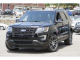 2016 Shadow Black Ford Explorer Sport 4WD #113859835