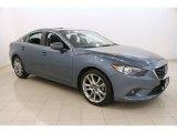 2014 Blue Reflex Mica Mazda MAZDA6 Grand Touring #113860083