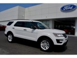 2016 Oxford White Ford Explorer FWD #113859827