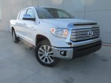 2016 Super White Toyota Tundra Limited CrewMax 4x4 #113859922