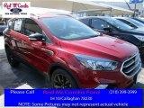 2017 Ruby Red Ford Escape Titanium #113859701