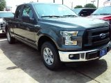 2016 Magnetic Ford F150 XL SuperCab #113859697