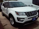 2016 Oxford White Ford Explorer XLT #113859695