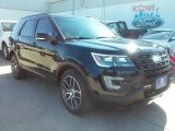 2016 Shadow Black Ford Explorer Sport 4WD #113859692