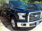 2016 Shadow Black Ford F150 XLT SuperCrew #113859691