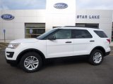 2016 Oxford White Ford Explorer 4WD #113860114