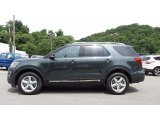 2016 Guard Metallic Ford Explorer XLT 4WD #113859872