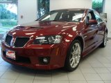 2009 Sport Red Metallic Pontiac G8 GXP #11352534
