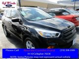 2017 Shadow Black Ford Escape S #113900613