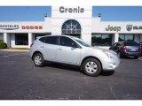 2012 Brilliant Silver Nissan Rogue S #113900820