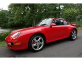 1997 Porsche 911 Guards Red