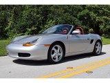 Porsche Boxster 1997 Data, Info and Specs