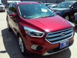 2017 Ruby Red Ford Escape Titanium #113940355