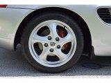 Porsche Boxster 1997 Wheels and Tires