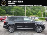 2016 Shadow Black Ford Explorer Platinum 4WD #113940409