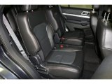 2017 Ford Explorer Sport 4WD Rear Seat
