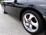 Porsche Boxster 2002 Wheels and Tires