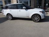 2016 Fuji White Land Rover Range Rover Supercharged #113993252