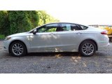 2017 White Platinum Ford Fusion SE #113999416