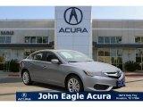 2017 Lunar Silver Metallic Acura ILX  #113999306