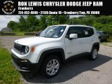 2016 Alpine White Jeep Renegade Latitude 4x4 #113999333