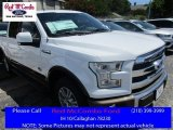 2016 Oxford White Ford F150 King Ranch SuperCrew #114016543