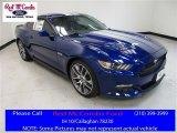 2016 Deep Impact Blue Metallic Ford Mustang GT Premium Coupe #114016539