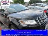 2016 Shadow Black Ford Explorer XLT #114016537