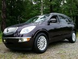 2009 Dark Crimson Metallic Buick Enclave CXL AWD #114016906