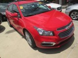 2016 Red Hot Chevrolet Cruze Limited LTZ #114016595