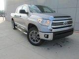 2016 Silver Sky Metallic Toyota Tundra SR5 CrewMax 4x4 #114016707