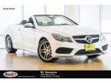 2016 designo Diamond White Metallic Mercedes-Benz E 400 Cabriolet #114016648