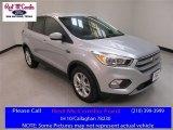 2017 Ingot Silver Ford Escape SE #114016569