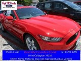 2017 Race Red Ford Mustang V6 Coupe #114016566