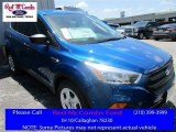 2017 Lightning Blue Ford Escape S #114016560